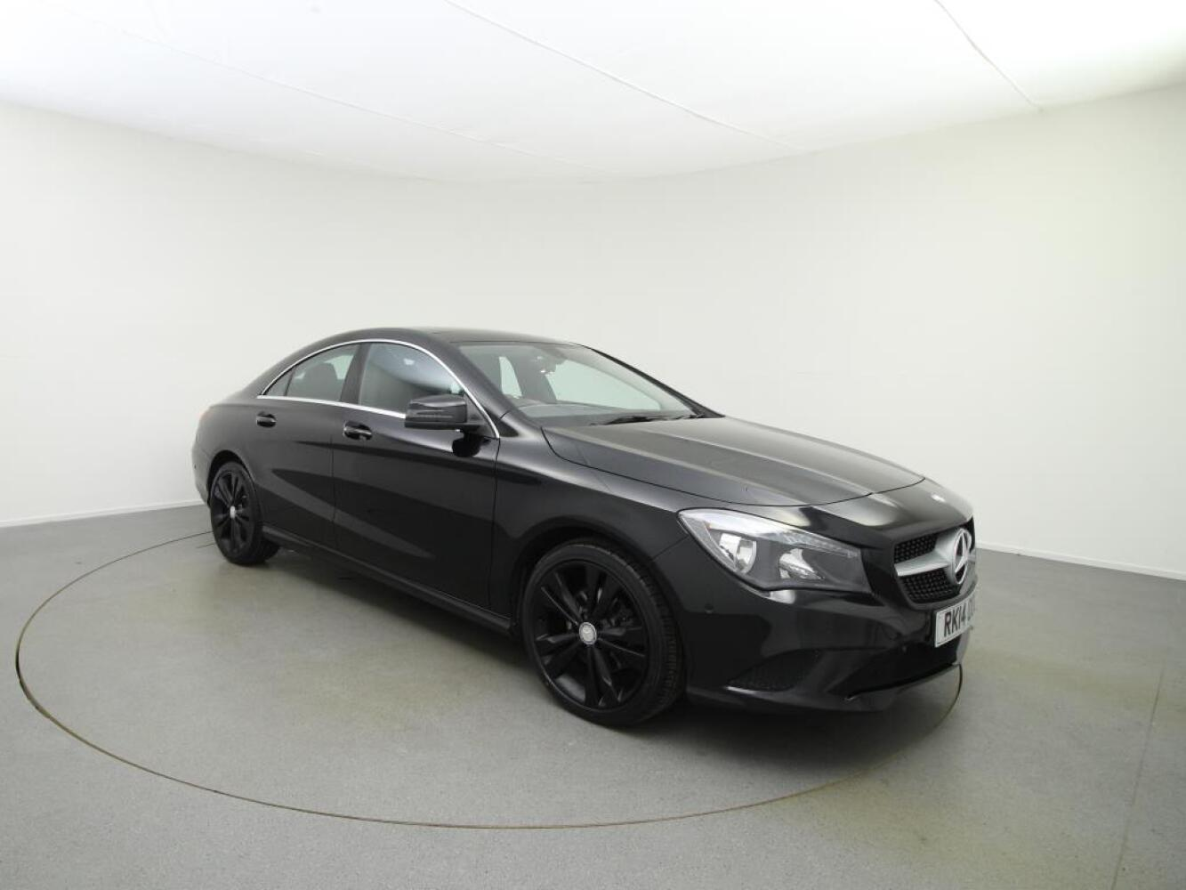 used mercedes benz cla cla 200 cdi sport 4dr diesel saloon. Black Bedroom Furniture Sets. Home Design Ideas
