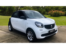 Smart forfour Hatchback 0.9 Turbo Passion 5Dr Auto Petrol Hatchback