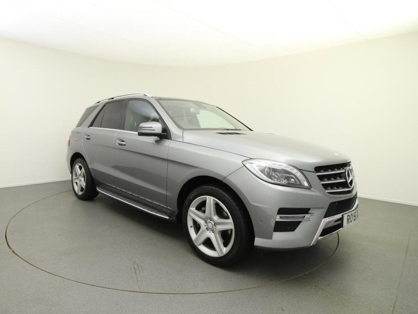 Used mercedes benz m class ml250 cdi bluetec amg line 5dr for Used mercedes benz diesel for sale