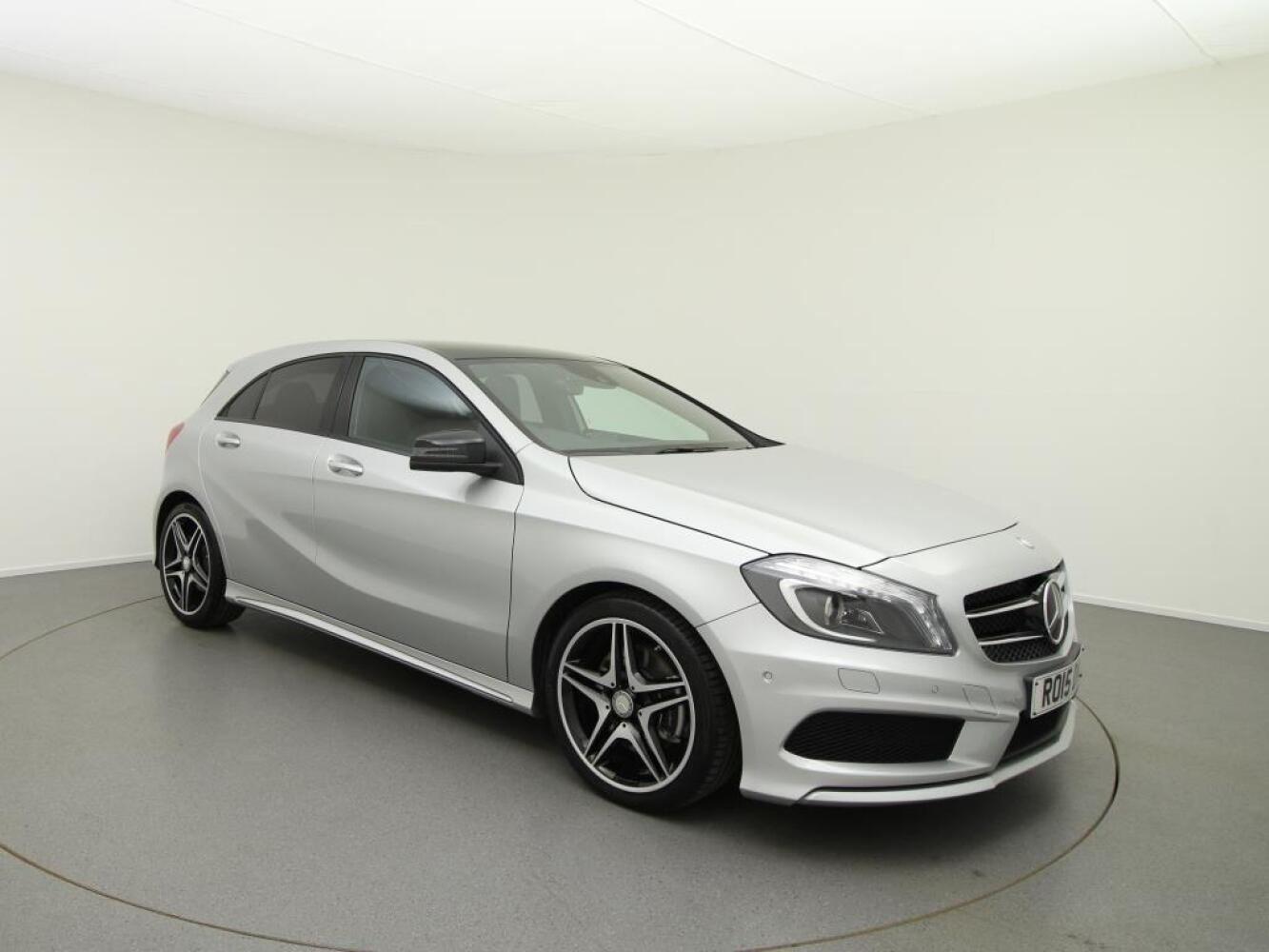 Used mercedes benz a class a220 cdi amg sport 5dr auto for Mercedes benz diesel used