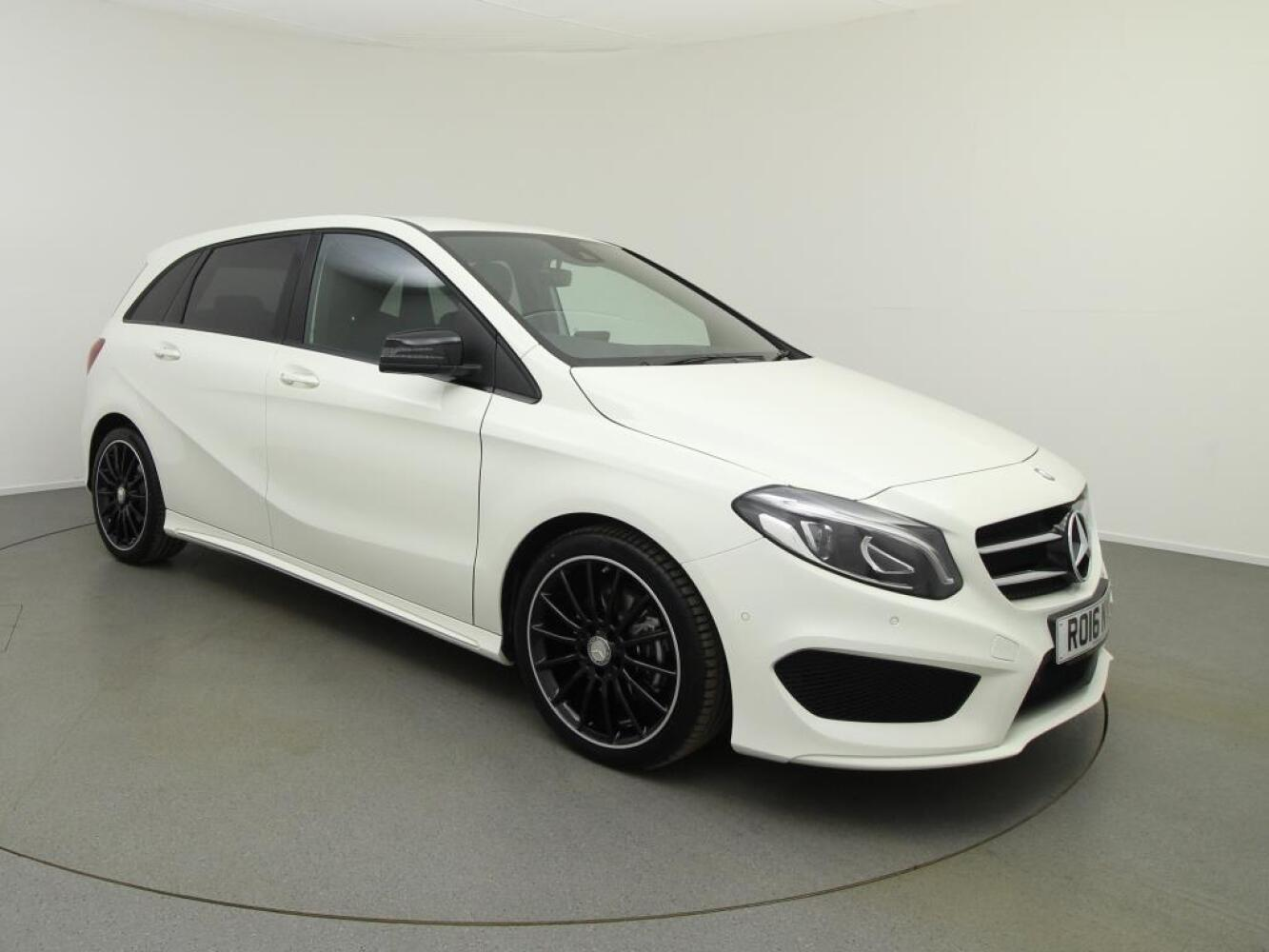 Used Mercedes Benz B Class B200 Amg Line Premium 5dr Auto