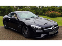 Mercedes-Benz SL Sl 500 Amg Line 2Dr 9G-Tronic Petrol Convertible