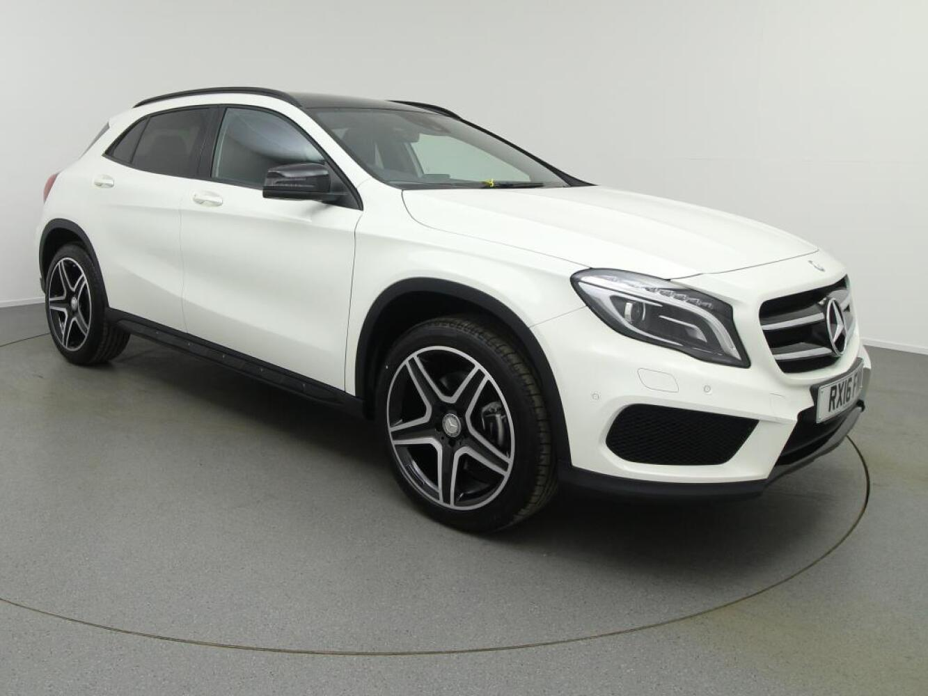 used mercedes benz gla gla 220 cdi 4matic amg line 5dr auto premium diesel hatchback for sale. Black Bedroom Furniture Sets. Home Design Ideas