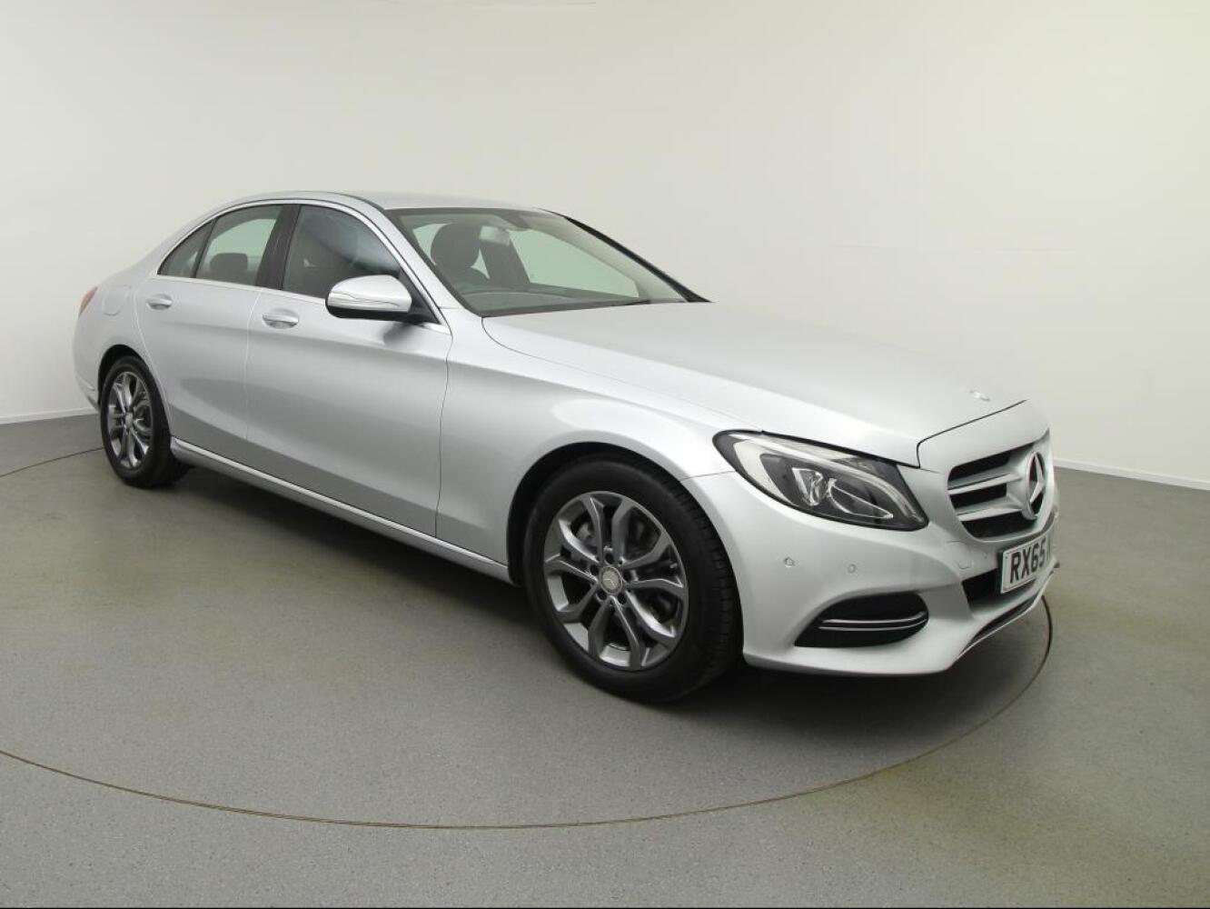 Used mercedes benz c class c220 bluetec sport 4dr auto for Used mercedes benz diesel for sale