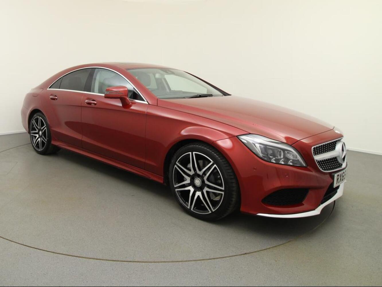 Used mercedes benz cls coupe cls 400 amg line 4dr 7g for Mercedes benz cls 400 for sale