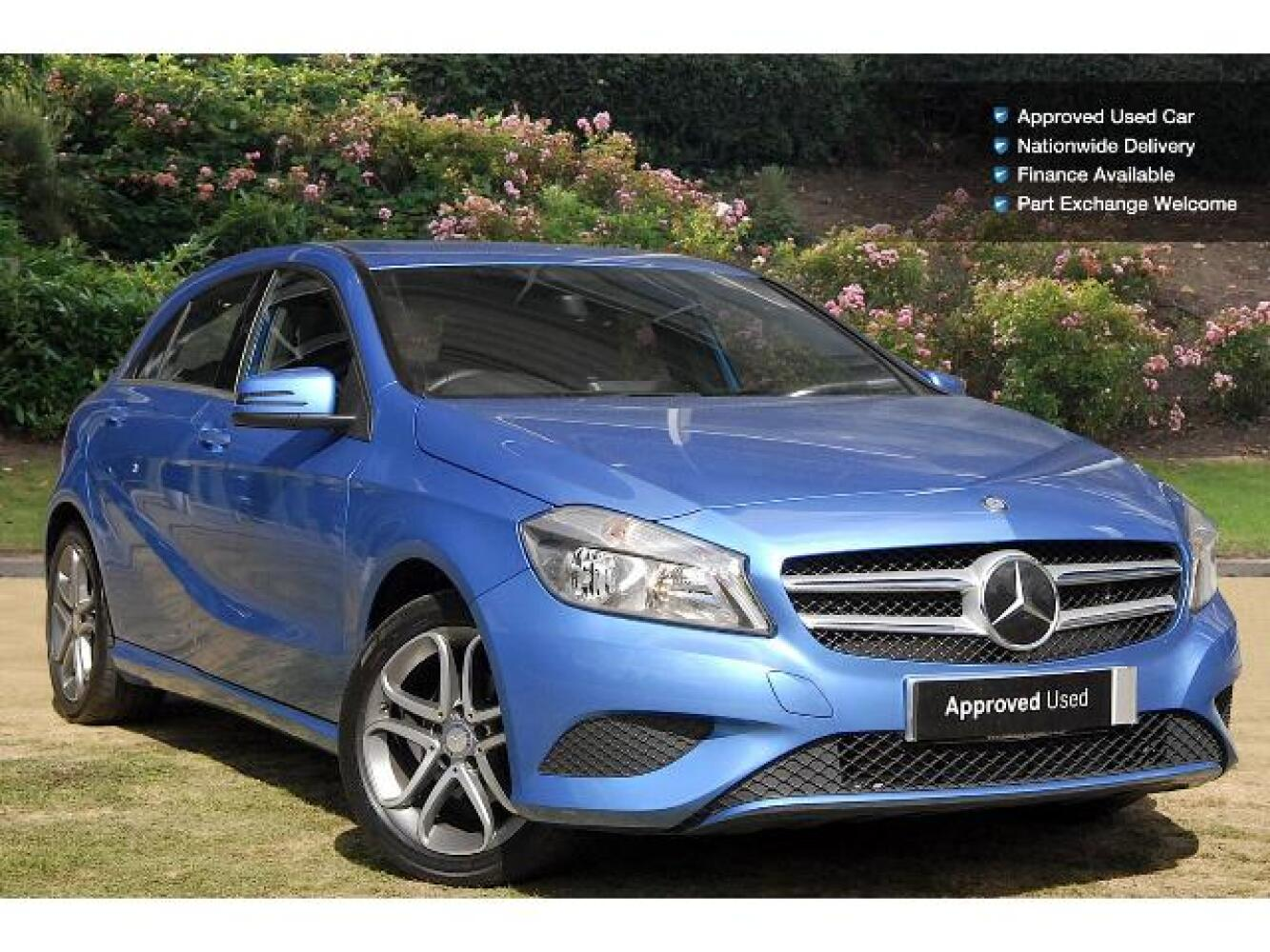 Used Mercedes Benz A Class A180 1 5 Cdi Sport 5dr Auto